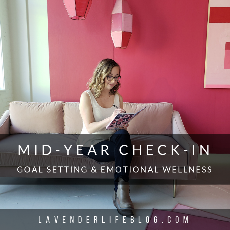 Mid-Year Check-In: Advice on setting goals and improving mental health