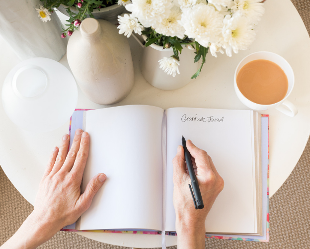 Five Monthly journal prompts for self-reflection and goal-setting