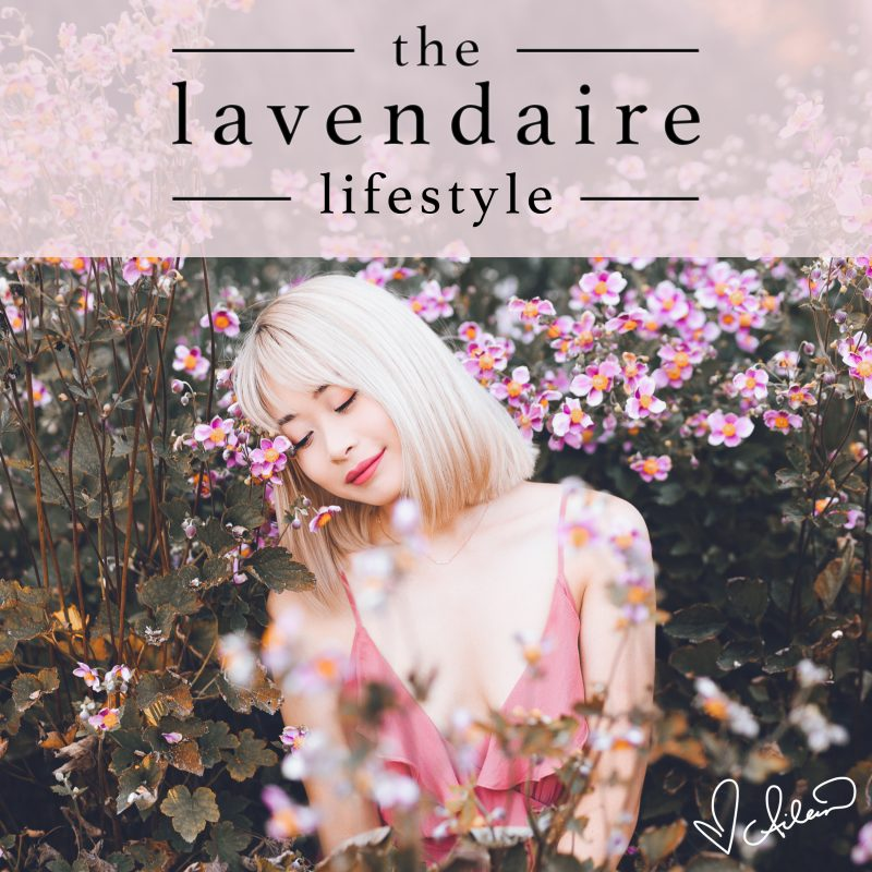 The Lavendaire Lifestyle Podcast- 10 Inspiring Podcasts by Women to Help you Achieve Your Goals