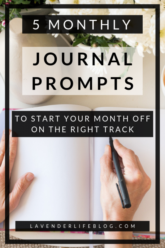Journal Prompts for Self-Reflection, Self-improvement, and goal-setting